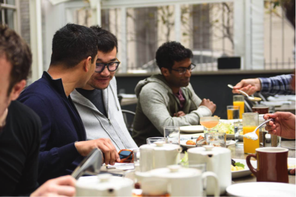 对话硅谷投资人郭威:新旧交替之时的中坚力量
